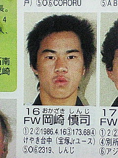 岡崎慎司の画像 p1_27
